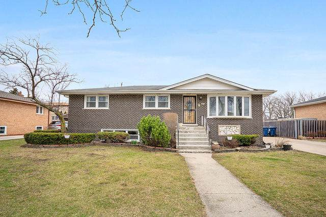 8421 S Octavia Avenue, Bridgeview, IL 60455 (MLS #10681139) :: Helen Oliveri Real Estate