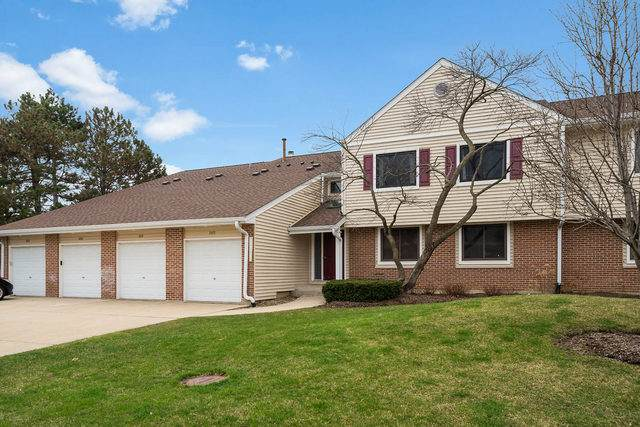 1078 Pinetree Circle N #1078, Buffalo Grove, IL 60089 (MLS #10681175) :: The Wexler Group at Keller Williams Preferred Realty