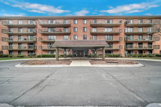 6443 Clarendon Hills Road #505, Willowbrook, IL 60527 (MLS #10681179) :: Property Consultants Realty