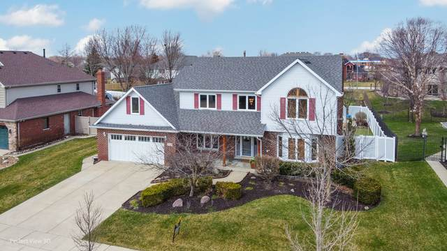 1075 Sweetwater Trail, New Lenox, IL 60451 (MLS #10681181) :: Century 21 Affiliated