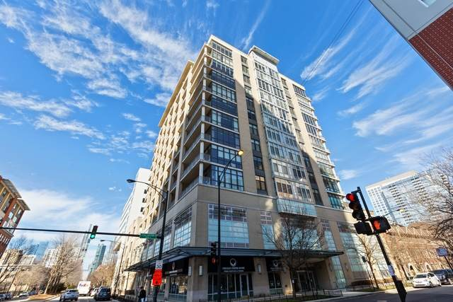 212 E Cullerton Street #802, Chicago, IL 60616 (MLS #10681207) :: BN Homes Group