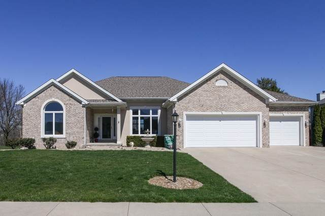 415 Cobble Creek Lane, HEYWORTH, IL 61745 (MLS #10681213) :: Janet Jurich