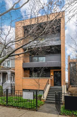 637 W Melrose Street #2, Chicago, IL 60657 (MLS #10681228) :: BN Homes Group