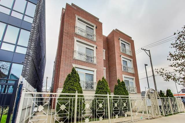 1617 N Campbell Avenue 1N, Chicago, IL 60647 (MLS #10681241) :: Property Consultants Realty