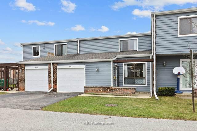 463 Alder Drive, Wheeling, IL 60090 (MLS #10681242) :: Helen Oliveri Real Estate
