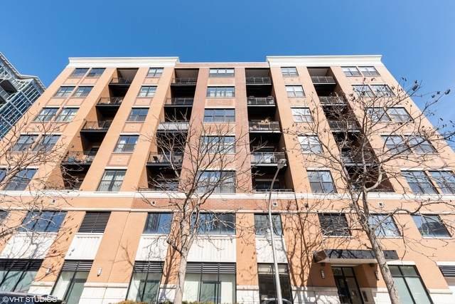 950 W Leland Avenue #312, Chicago, IL 60640 (MLS #10681248) :: John Lyons Real Estate