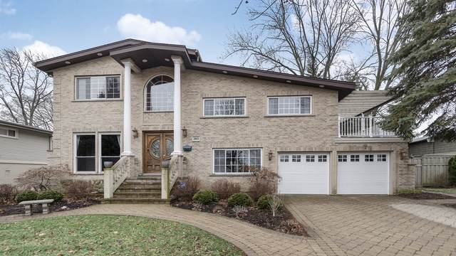 2913 Virginia Lane, Glenview, IL 60025 (MLS #10681309) :: Helen Oliveri Real Estate