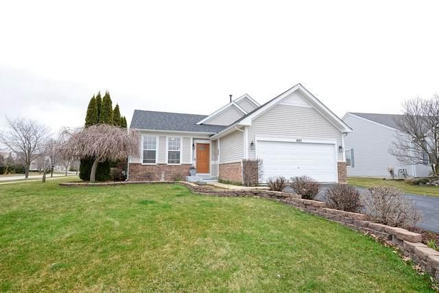 603 Graham Road, North Aurora, IL 60542 (MLS #10681353) :: Lewke Partners