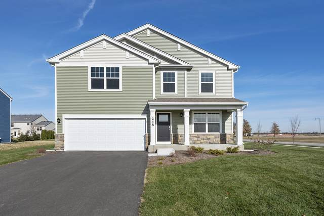 248 Liszka Lane, Oswego, IL 60543 (MLS #10681356) :: Property Consultants Realty