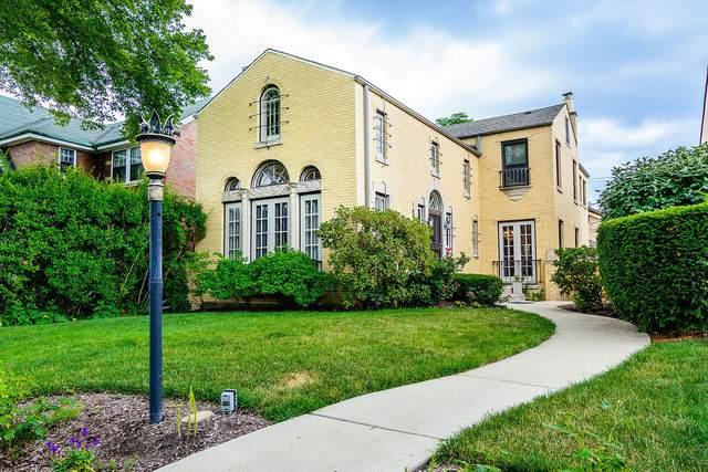 1004 Columbian Avenue, Oak Park, IL 60302 (MLS #10681398) :: John Lyons Real Estate