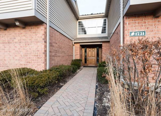 1751 Sleepy Hollow Court #1, Schaumburg, IL 60195 (MLS #10681402) :: The Wexler Group at Keller Williams Preferred Realty