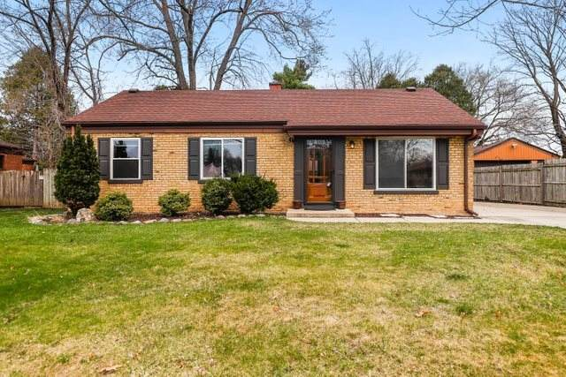 612 W Bunting Lane, Mount Prospect, IL 60056 (MLS #10681413) :: Helen Oliveri Real Estate