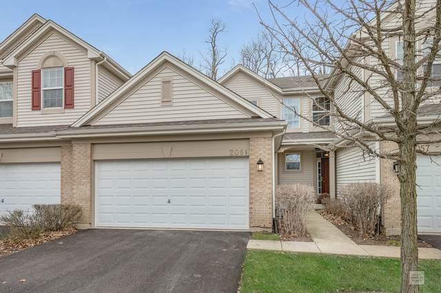 2061 Muirfield Drive #2061, Yorkville, IL 60560 (MLS #10681416) :: Property Consultants Realty