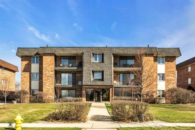 9122 W 140th Street #304, Orland Park, IL 60462 (MLS #10681420) :: Century 21 Affiliated
