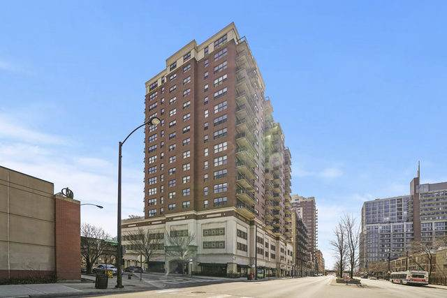 5 E 14th Place #1403, Chicago, IL 60605 (MLS #10681474) :: BN Homes Group