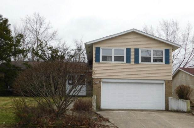 2713 Knollwood Place, Hazel Crest, IL 60429 (MLS #10681486) :: Janet Jurich