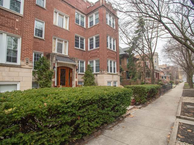 6304 N Wayne Avenue 3S, Chicago, IL 60660 (MLS #10681525) :: Property Consultants Realty