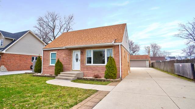 6819 S 79th Avenue, Bridgeview, IL 60455 (MLS #10681536) :: Helen Oliveri Real Estate