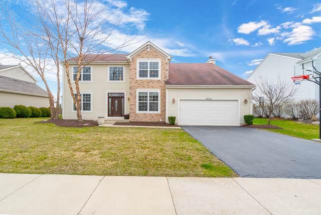 25321 Pastoral Drive, Plainfield, IL 60585 (MLS #10681564) :: Jacqui Miller Homes