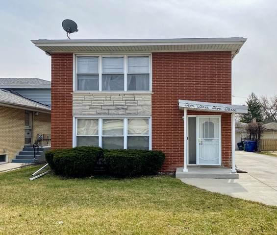 5353 W 87th Street, Oak Lawn, IL 60453 (MLS #10681573) :: Century 21 Affiliated