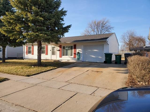 222 Murphy Drive, Romeoville, IL 60446 (MLS #10681574) :: The Wexler Group at Keller Williams Preferred Realty