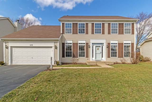 628 Manhattan Circle, Oswego, IL 60543 (MLS #10681601) :: Property Consultants Realty