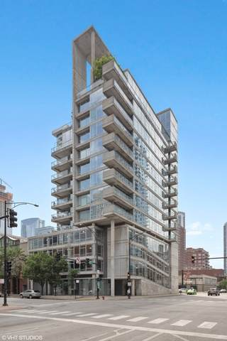 201 W Grand Avenue #502, Chicago, IL 60654 (MLS #10681602) :: John Lyons Real Estate