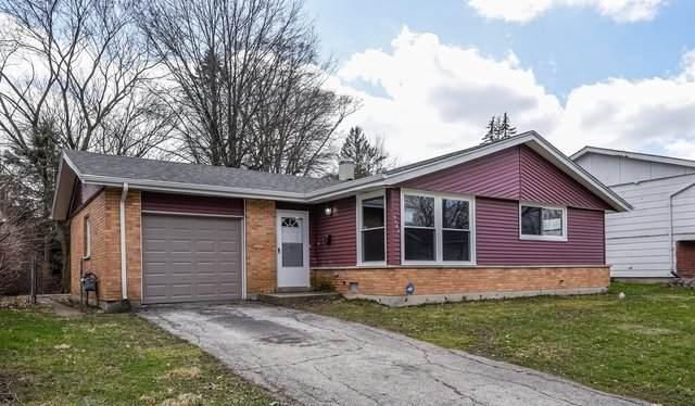 3509 Woodworth Place, Hazel Crest, IL 60429 (MLS #10681603) :: Janet Jurich