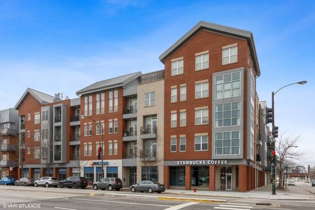 3506 S State Street #204, Chicago, IL 60609 (MLS #10681615) :: Helen Oliveri Real Estate