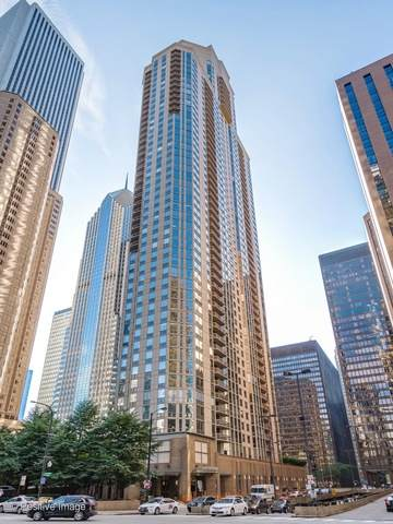 222 N Columbus Drive #3803, Chicago, IL 60601 (MLS #10681623) :: Property Consultants Realty