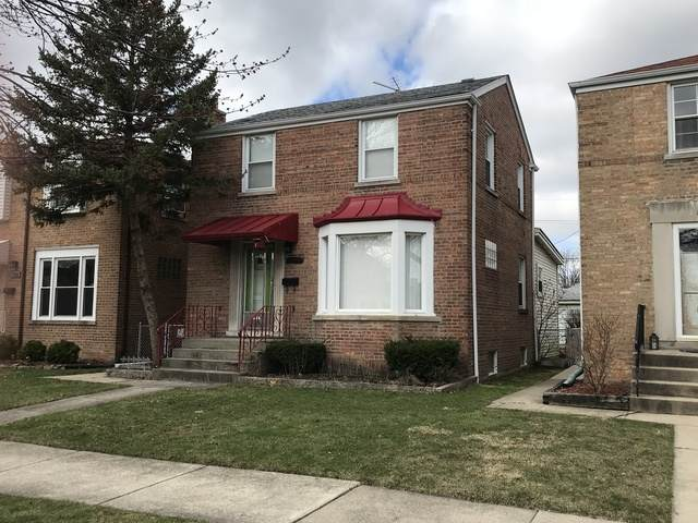 3340 N Pacific Avenue, Chicago, IL 60634 (MLS #10681630) :: Berkshire Hathaway HomeServices Snyder Real Estate