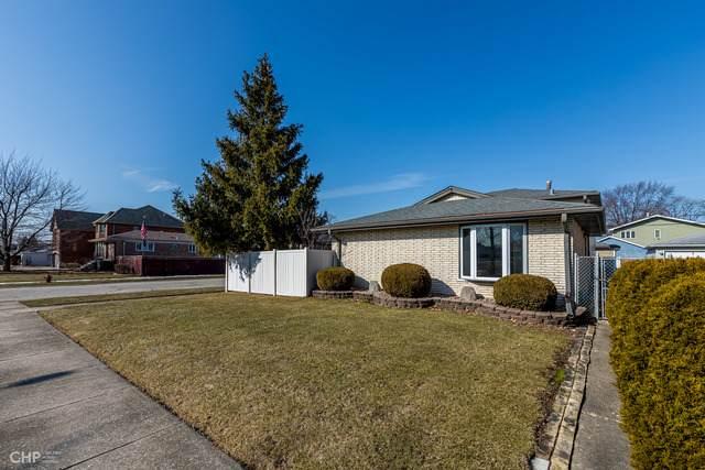 5858 W 88th Place, Oak Lawn, IL 60453 (MLS #10681633) :: Century 21 Affiliated