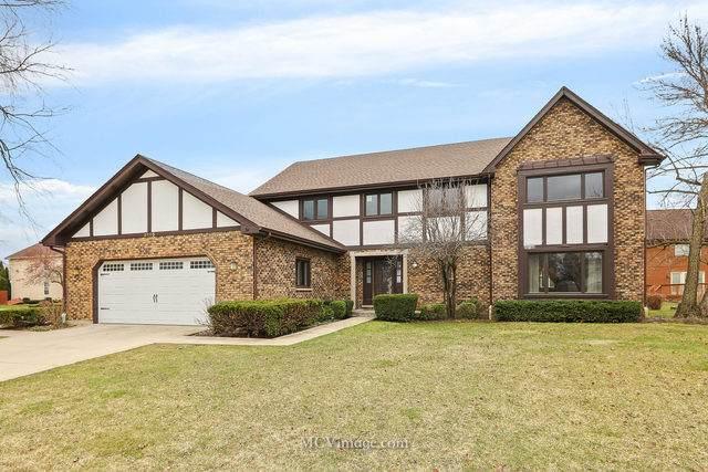 5803 Prairie Lane, Palatine, IL 60067 (MLS #10681637) :: Berkshire Hathaway HomeServices Snyder Real Estate