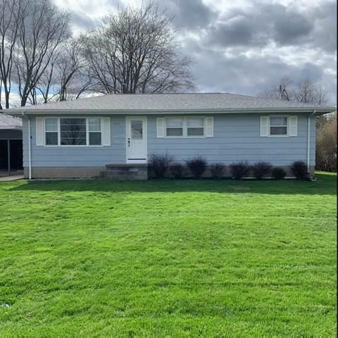 107 N 7TH Street, ST. JOSEPH, IL 61873 (MLS #10681655) :: Helen Oliveri Real Estate
