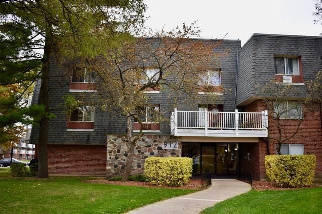 904 Ridge Square #216, Elk Grove Village, IL 60007 (MLS #10681657) :: Lewke Partners
