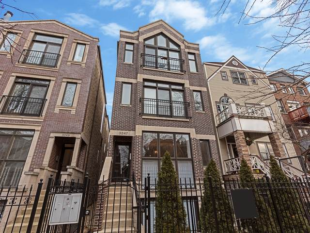 3247 N Racine Avenue #1, Chicago, IL 60657 (MLS #10681688) :: BN Homes Group
