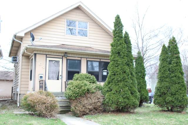 564 Woodlawn Avenue, Aurora, IL 60506 (MLS #10681716) :: The Wexler Group at Keller Williams Preferred Realty