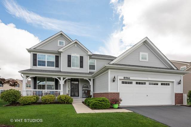 8966 Cook Way, Huntley, IL 60142 (MLS #10681736) :: The Wexler Group at Keller Williams Preferred Realty