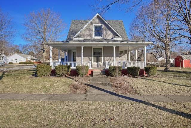 208 W 2nd Street, HOMER, IL 61849 (MLS #10681792) :: Littlefield Group