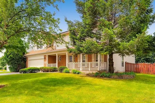 5204 Elliott Drive, Hoffman Estates, IL 60192 (MLS #10681797) :: Helen Oliveri Real Estate