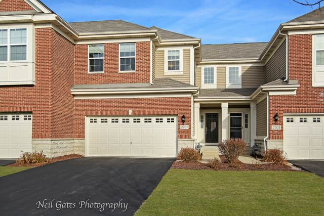 2707 Blakely Lane, Naperville, IL 60540 (MLS #10681802) :: The Wexler Group at Keller Williams Preferred Realty