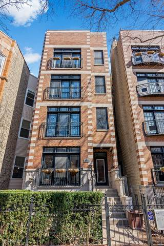 3537 N Reta Avenue #3, Chicago, IL 60657 (MLS #10681865) :: BN Homes Group