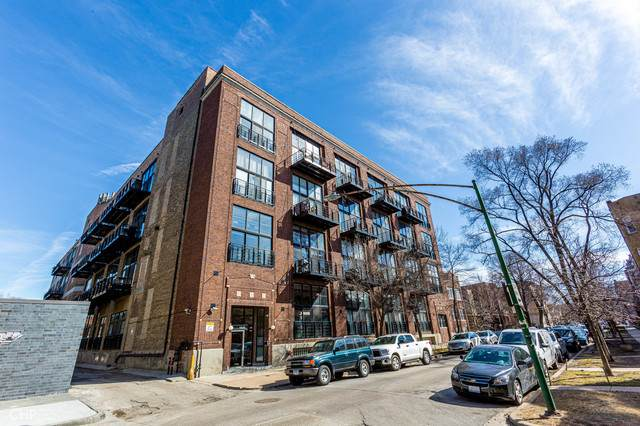 1935 N Fairfield Avenue #402, Chicago, IL 60647 (MLS #10682004) :: Touchstone Group