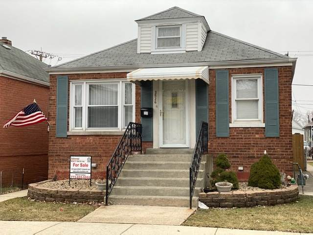 3526 S 53rd Avenue, Cicero, IL 60804 (MLS #10682047) :: Helen Oliveri Real Estate