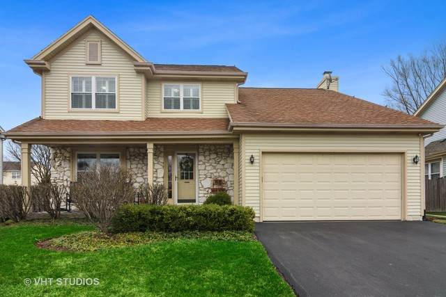 588 Turtle Pond Court, Lake Zurich, IL 60047 (MLS #10682050) :: Helen Oliveri Real Estate