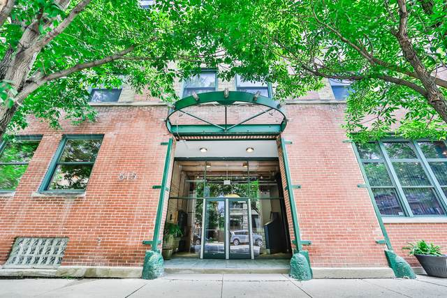 515 N Noble Street N #302, Chicago, IL 60642 (MLS #10682112) :: Touchstone Group