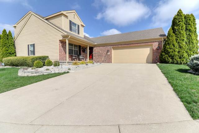 2910 Greystone Place, Champaign, IL 61822 (MLS #10682116) :: BN Homes Group