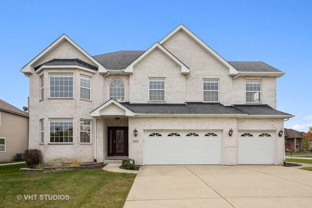 24807 Emerald Avenue, Plainfield, IL 60585 (MLS #10682130) :: Jacqui Miller Homes