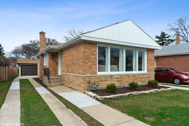 7220 N Olcott Avenue, Chicago, IL 60631 (MLS #10682132) :: Property Consultants Realty