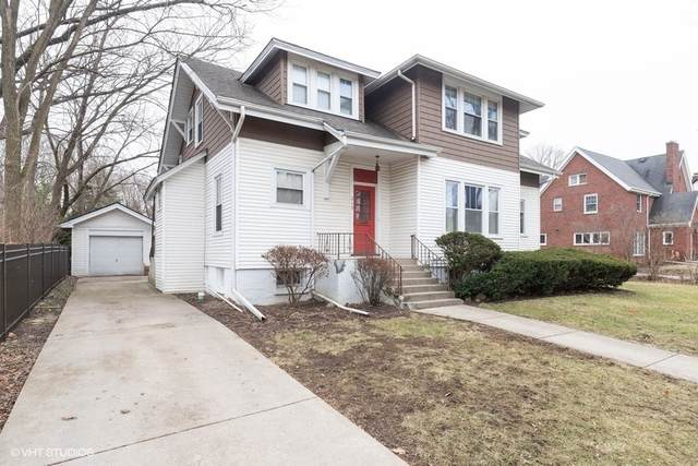 215 S Brainard Avenue, La Grange, IL 60525 (MLS #10682174) :: Touchstone Group